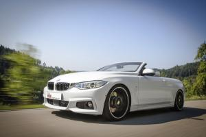2014 BMW 4-Series Convertible by KW Clubsport